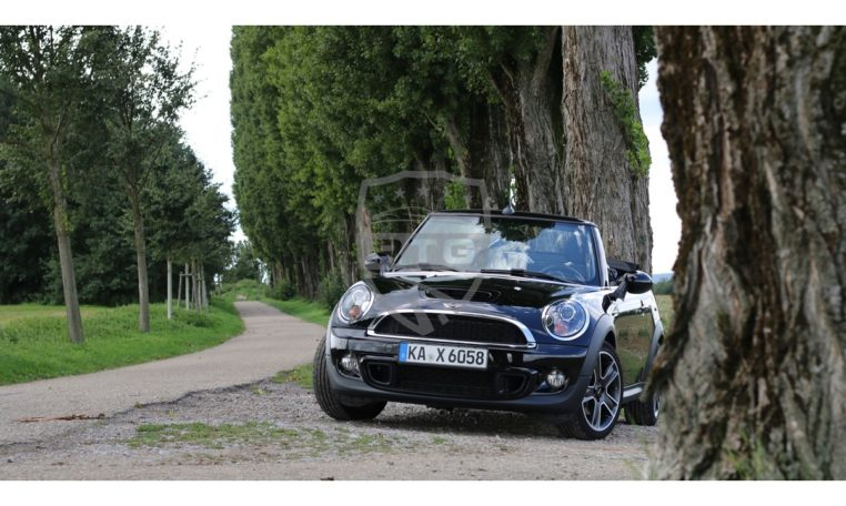 Mini Cooper S R57 184 Ps 1 Hand Race To Gode